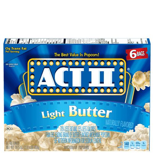 Light Er Popcorn
